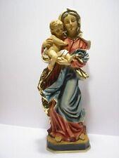 Heiligenfigur heilige Maria Weidner Madonna Höhe Ca.46cm