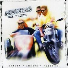 "AUSTRIA 3 ""DIE DRITTE"" CD 15 TRACKS NEU"