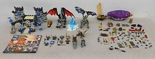 MEGA BLOCKS WORLD OF WARCRAFT (W.O.W.) LOT - 5 Incomplete Sets