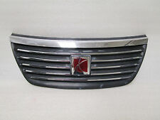 2005-2006 SATURN ION FRONT RADIATOR GRILLE 22729177    15776980