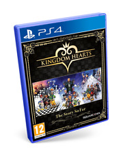 Kingdom Hearts The Story so far PS4 en castellano Nuevo Precintado  FISICO