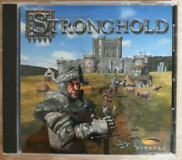 Stronghold RTS Strategie PC Spiel Neuwertig Klassik Wirtschaft Aufbau