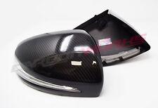Mercedes Benz C S E GLC Class 100% Carbon Fibre Mirror Replacements W205 W222