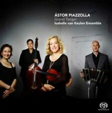 Astor Piazzolla: Grand Tango! Super Audio Hybrid CD (CD, Oct-2015, Challenge...