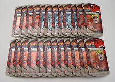 Lot of 24 - Naruto TCG CCG Broken Promise Booster Packs - Blister Packaged