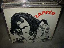 FRANK ZAPPA / GTO's / CAPTAIN BEEFHEART & VARIOUS zapped ( rock ) 1st press