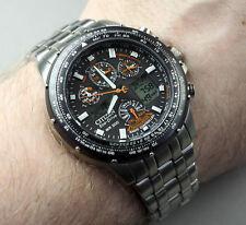 Citizen ProMaster Eco-drive skyhawk a-t jy0000-53e radio reloj