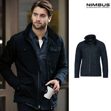 Nimbus Men's Morristown Classic Jacket NB83M - Adults Business Work Plain Coat