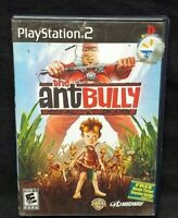 The Ant Bully -  PS2 Playstation 2 Game Tested Working Complete