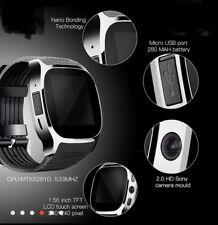 Bluetooth Montre Connectée T8 Smart Watch SIM Caméra podomètre Pour Android iOS