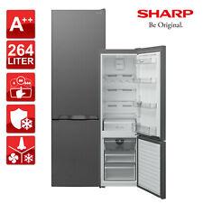 Sharp Kühl-Gefrierkombination Kühlschrank A++  SJ-BA05DTXL2-EU 264 Liter