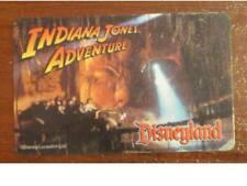 Collectable 1995 Disneyland Indiana Jones Adventure Minnie Day Passport