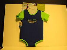 SPEEDO KIDS Onesie Warmer Swimmer NEW with Tags!! 12-24 month