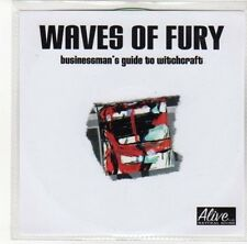 (DL638) Waves of Fury, Businessman's Guide to Witchcraft - DJ CD