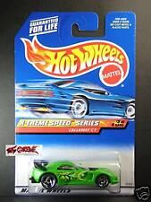 Hot Wheels 1999 #966 Callaway C7