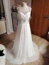 Brautkleid Hochzeitskleid Gr.34/36 *Neu*