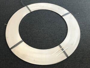 Material für Nasenbügel, Edelstahl V2A (1.4301) , ca. 5kg (300m), 4,0 x 0,50 mm