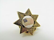 NEW MIP State of Texas Correctional Peace Officers Foundation CPOF  Lapel Pin