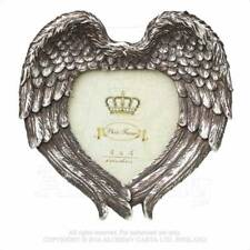 Winged Heart Photo Frame, Shades of Alchemy Collection, Alchemy Gothic