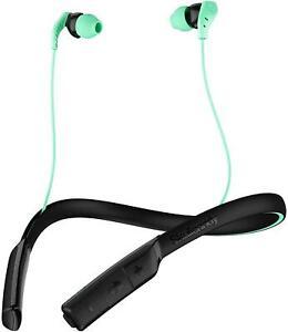 Skullcandy Method Bluetooth Wireless Sweat-Resistant Sport Earbuds with Mic