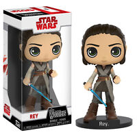 Funko Star Wars The Last Jedi Wobblers Rey Figure NEW Toys Collectibles