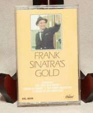Frank Sinatra's Gold 1983 4XL-8346 Capitol VG+