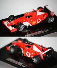 Hotwheels Elite F1 Ferrari F2003-GA M. Schumacher 2003 World Champ. 1/43 X5514