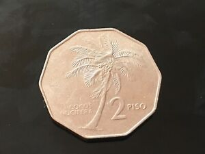 Münzen Umlaufmünze Philippinen 2 Piso 1