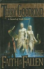 The Sword of Truth: FAITH OF THE FALLEN Bk 6 by Terry Goodkind - Hardcover