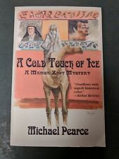 A Cold Touch of Ice: A Mamur Zapt Mystery by Michael Pearce (English) Paperback