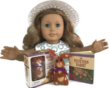 "The Velveteen Rabbit Book SET for American Girl Dolls 18"" Doll Accessories Fits"