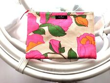 Kate Spade Floral Cosmetic Clutch