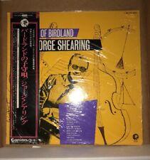 George Shearing-Lullaby Of Birdland W/ Obi