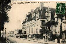 CPA Périgueux-Ancienne Maison sur les Quais (233093)