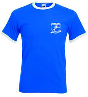 Millwall FC The Lions  Retro Football Club T-shirt.