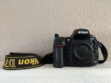 Nikon D700 12.1MP Digital SLR Camera - (Body Only) + 4 batteries