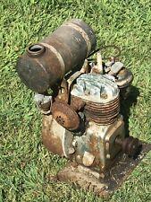 Vintage Lauson Rsc591 Gas Engine No. 7-81040