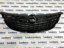 Genuine Vauxhall Zafira C Tourer Front Bumper Upper Radiator Grille 2012-2016