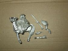 Citadel LOTR Gandalf the Grey Mounted on Horseback the Shire metal OOP