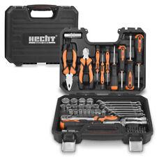 Hecht 2076 Werkzeugkoffer Werkzeugset Werkzeugkasten Knarrenkasten Werkzeugkiste