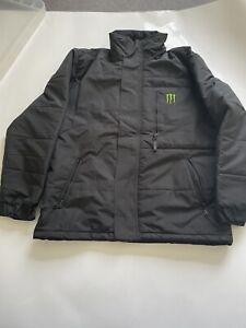 Monster Energy Winter Jacket Size M
