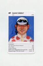 #JB316 LAURENT JALABERT FRA Scarce RADSPORT Cycling Card RARE