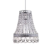 Pantallas de cristal para lámparas de interior