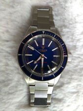 LORIER NEPTUNE V2 Marine Blue Dive Watch SOLD OUT