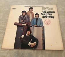 THE BEATLES YESTERDAY AND TODAY - LP -1966- STAMPA AMERICANA -US- ORANGE LABEL