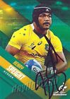 ✺Signed✺ 2017 WALLABIES Rugby Union Card HENRY SPEIGHT