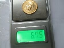 More details for 1876 10 gulden guilder gold coin netherlands wilhelm iii gold vgc