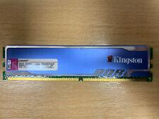 KINGSTON HYPERX BLU 2gb 4DDR2  PC2-6400 800MHz RAM MEMORY KHX6400D2B1K2/4G