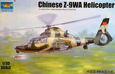 Trumpeter 1:35 Z-9WA Chinese Helicopter Model Kit