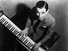 Vintage Music Photography Portrait Composer Irving Berlin Canvas Art Print